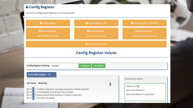 Config Register