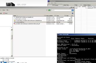 Procurve Software Upgrade part 2
