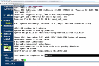 CCNA 200-125 GNS3 Course: Remote Password Recovery