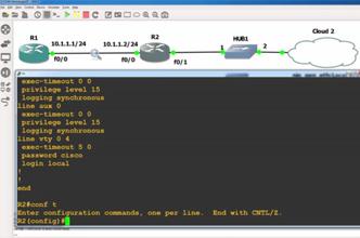 SSH configuration and Wireshark captures - Telnet bad, SSH good. Pass your CCNA Exam.
