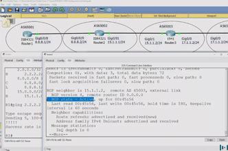 Cisco CCNA Packet Tracer Ultimate labs: BGP Configuration Lab 1: BGP