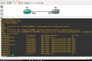 GNS3 2 1 Install and configuration on Windows 10 (Part 9): Cisco