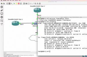 GNS3 Talks: Easy DNS Server for GNS3 Topologies: Dnsmasq