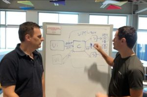 Jeremy Grossmann - creator of GNS3 - discusses the GNS3 architecture with David Bombal
