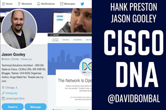 You need to learn Cisco DNA! Jason Gooley convinces us that DNA is the future! (Part 1)