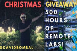 FREE 500 hours of CCNA Remote Labs! Livelabs3 = Remote labs for CCNA | CCNP | Python | SDN and more