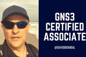GNS3 Certified Associate Exam: Learn GNS3, Python, Linux, SDN, Ansible, Virtualization and more!
