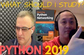 2019 Career tips: What should you study? CCNA, CCNP, OpenFlow, Python or CCIE? Interview: Eric Chou