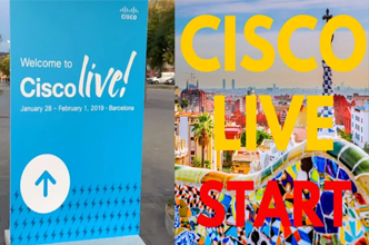 Cisco Live Barcelona: Getting here. What do you want me to talk about