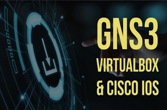 GNS3, VirtualBox and Cisco IOS: Download, install and configure Cisco IOS with GNS3 and Virtualbox