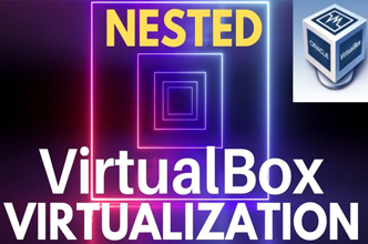 VirtualBox nested virtualization: Now supported with version 6.0 on AMD processors! Great for GNS3!