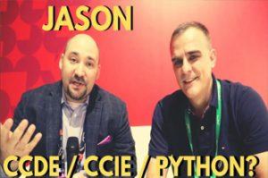 CCIE,CCIE still worth it,CCDE,Python,Cisco Dev exams