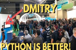 Why is Python better than Ansible? What is Nornir? Is AI important? Dmitry shares his views!