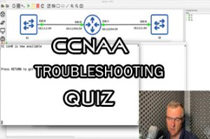 CCNA Routing Troubleshooting Quiz Question: Can you answer this ccna quiz question?