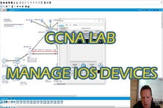 Free CCNA Labs: Managing Cisco IOS Devices: Can you get 100% for this ccna lab?