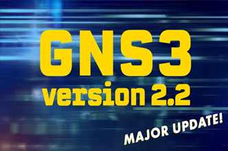 GNS3 version 2.2: Jeremy Grossmann tells us about the amazing new version of gns3!