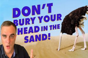 Don't bury your head in the sand! Start Now! DevNet to the rescue.