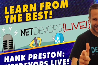 Want Hank Preston to teach you live? Free Python Security Training!