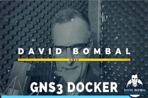 GNS3 Docker Persistent Containers