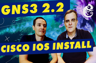 GNS3 IOS Images: Build a Cisco VIRL gns3 network