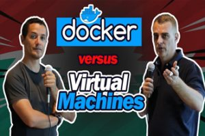 GNS3,Docker containers,Virtual Machines