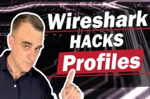 Wireshark Tutorial - Profiles and Password captures