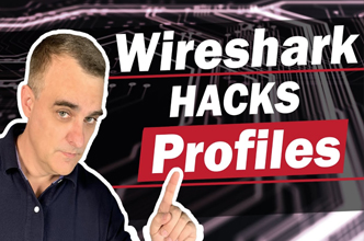Wireshark Tutorial - Profiles and Password captures
