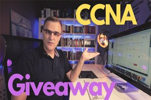 CCNA Giveaway. Don't miss out.