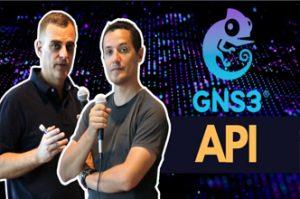 GNS3 API,Jeremy explains,API works