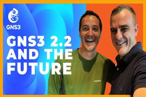 GNS3: Version 2.2 and the Future?