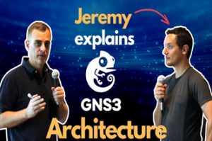 Jeremy explains,GNS3 2.2 Architecture