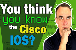 Linux scripts,Cisco IOS