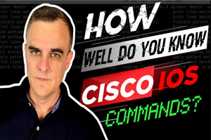 Cisco IOS Commands