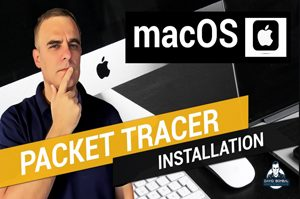 Packet Tracer,macOS Catalina
