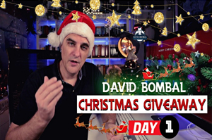 Christmas Giveaway Day 1: CEH, CCNA, Python and more!