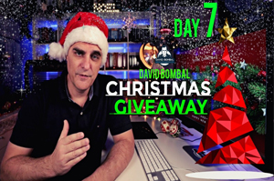 Christmas Giveaway Day 7 Your Last Chance