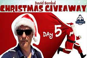 Christmas Giveaway Day 5 The start of HUGE Giveaways