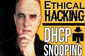 DHCP Snooping ,Kali linux, DHCP Hacks,MITM