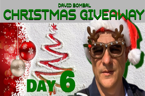Christmas Giveaway Day 6 MASSIVE Cisco Giveaway