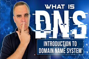 What is DNS Introduction to Domain Name System. SXSW giveaway
