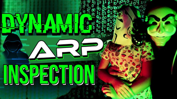 Dynamic ARP Inspection-Stop Kali Linux ARP poisoning attacks