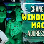How to change Windows 10 MAC Addresses - WiFi and Ethernet