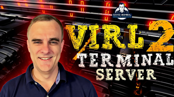 VIRL 2 terminal server SSH multiple tabs scripts and more