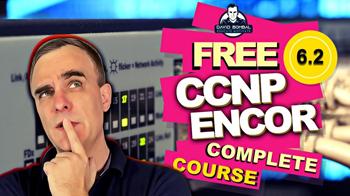 Free CCNP 350-401 ENCOR Complete Course 6-2 JSON Python