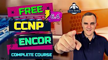 Free CCNP 350-401 ENCOR Complete Course 6-4 REST APIs Part 2