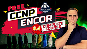 Free CCNP 350-401 ENCOR Complete Course 6-4 REST APIs Part 3