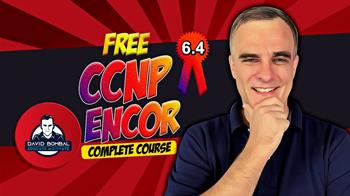 Free CCNP 350-401 ENCOR Complete Course 6-4 REST APIs Part 5