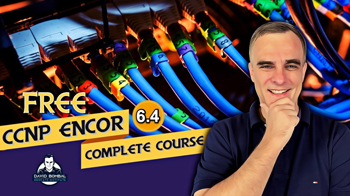 Free CCNP 350-401 ENCOR Complete Course: 6.4: REST APIs Part 6