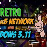 Building a Retro 1970s network