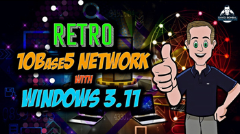 Building a Retro 1970s network